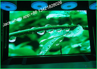 P2.5 Indoor Seamless HD Led Display Video Walls Screen Rental 1 / 16 Scan 640 * 640mm