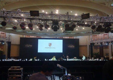 High Resolution HD Led Rental Screen Display Energy Saving For Concert Show Background