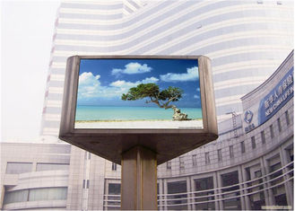 960 * 960 Cabinet LED Video Screens , LED Advertising Screens 7000 Nits Brightness