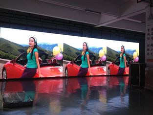 China Small Pixel P2.5 HD led display, high contrast Video function Movable Stage Rental Indoor Led Display For Conference proveedor
