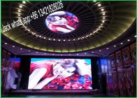 Super Thin P3.91mm Indoor Rental LED Displays In Die Cast Aluminum ISO092001