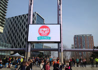 Outdoor Billboard Advertising Led Display Screen P8 With 6500 Cd / Sqm Brightness