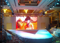 High brightness Customized P4.81 Rental Led Video Screens For Stage Background Wall