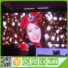 P4.81 Die Casting Indoor Rental Led Screen 70w With CE RoHS UL Certifications