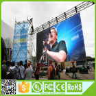780w Outdoor Rental Led Screen 110-220V AC Die Casting Aluminum Smd 2727 P4.81