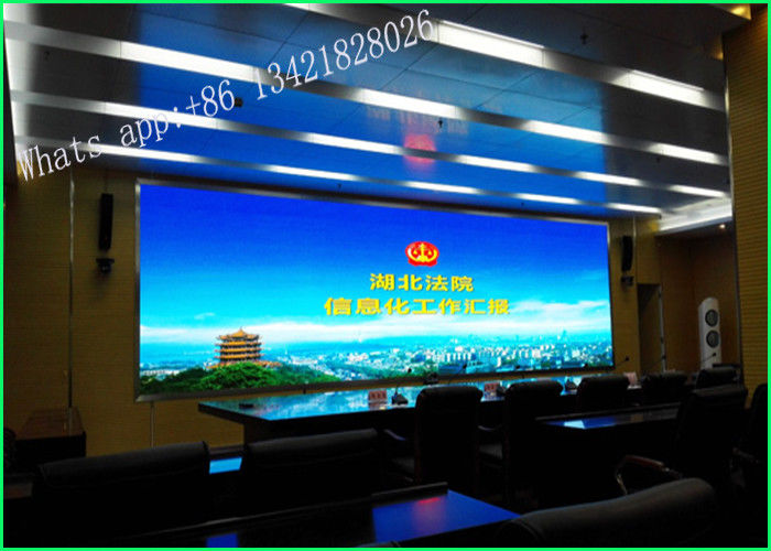 3mm Indoor Led Screen Large Screen Display With Wide Viewing Angle SMD 2121
