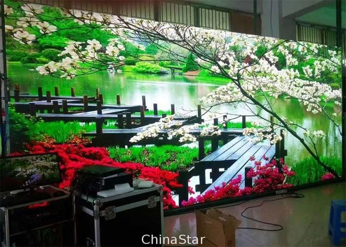 P3 indoor led display module full color led video display led smd module